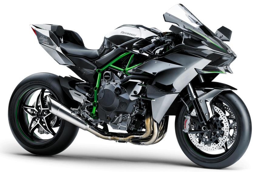 Forcing it in – super and turbocharged motorcycles Image #424590