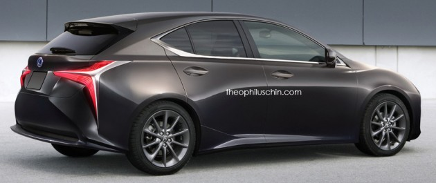 Lexus CT 200h renderings Theophilus-02