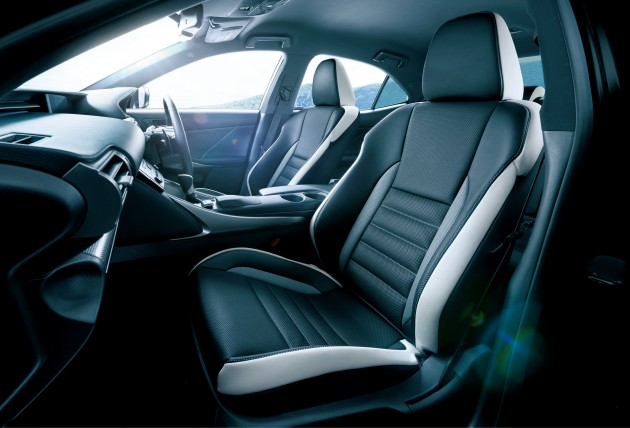 Lexus IS 200t F Sport Plus Mode-02