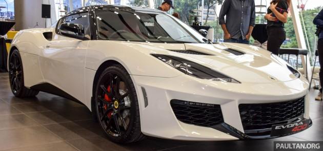 Lotus Evora 400 launch-1