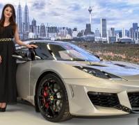 Lotus Evora 400 launch 1