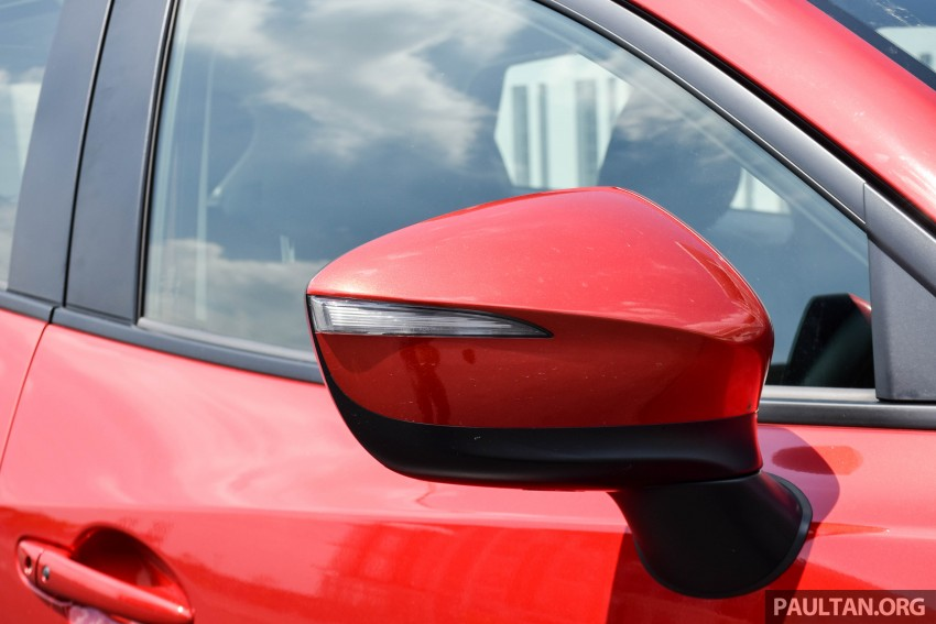 DRIVEN: Mazda CX-3 – looking at different priorities Image #433618