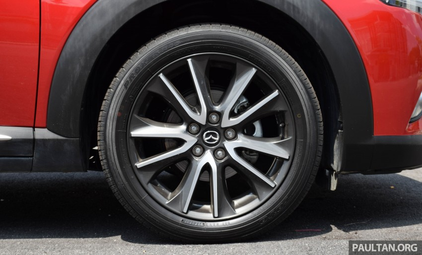 DRIVEN: Mazda CX-3 – looking at different priorities Image #433619