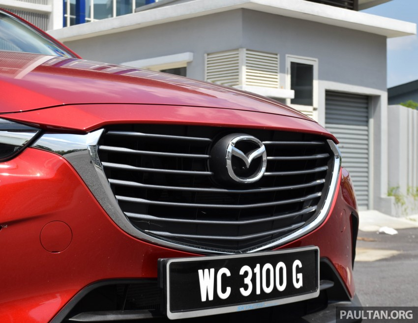 DRIVEN: Mazda CX-3 – looking at different priorities Image #433625