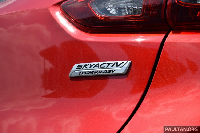 DRIVEN: Mazda CX-3 – looking at different priorities Image #433630