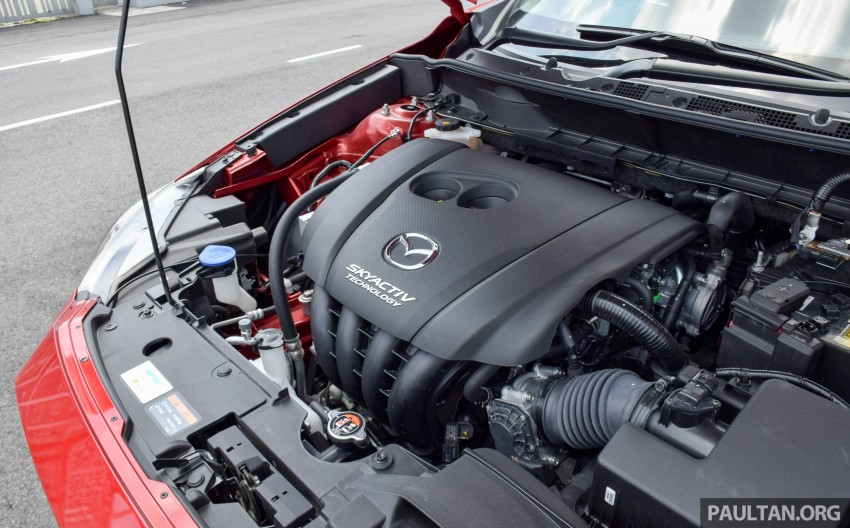 DRIVEN: Mazda CX-3 – looking at different priorities Image #433637