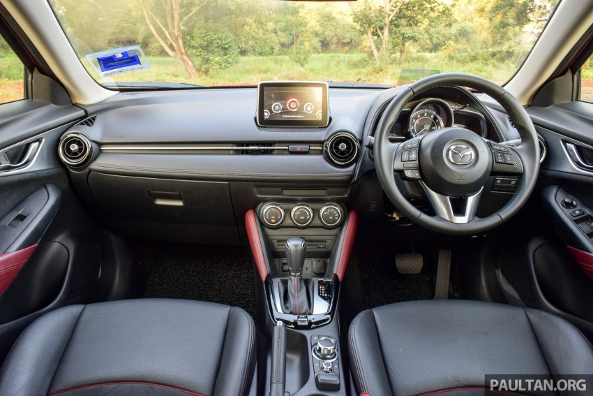 DRIVEN: Mazda CX-3 – looking at different priorities Image #433639