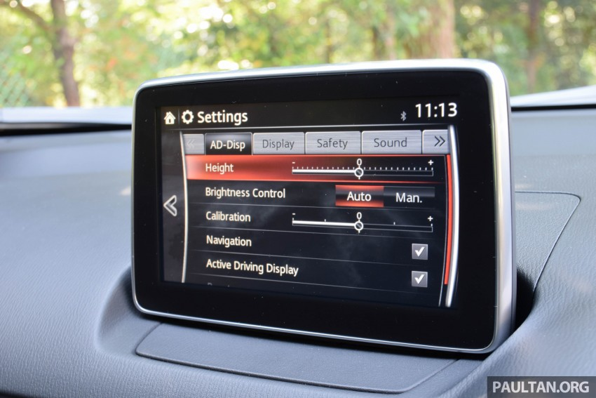 DRIVEN: Mazda CX-3 – looking at different priorities Image #433649