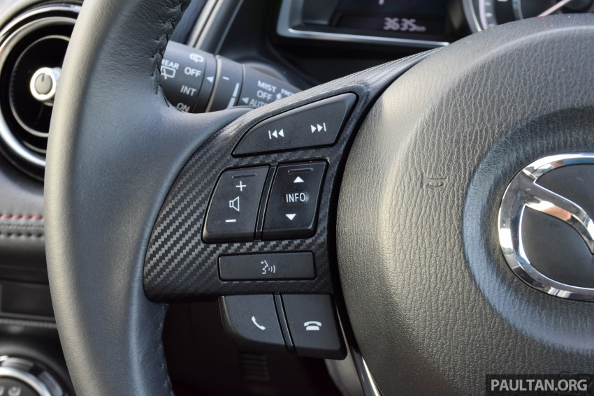 DRIVEN: Mazda CX-3 – looking at different priorities Image #433652