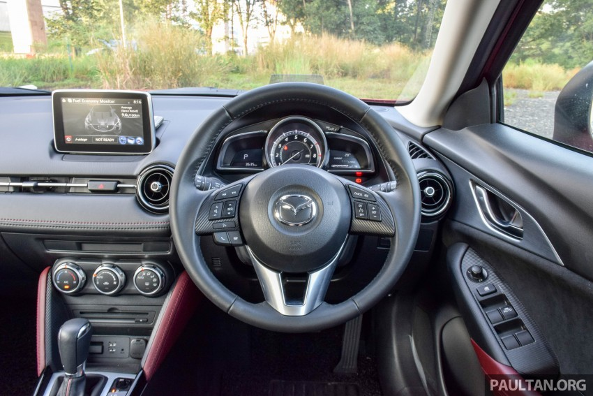 DRIVEN: Mazda CX-3 – looking at different priorities Image #433663