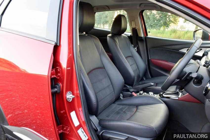 DRIVEN: Mazda CX-3 – looking at different priorities Image #433668