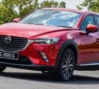 Mazda CX-3 2.0L review 81