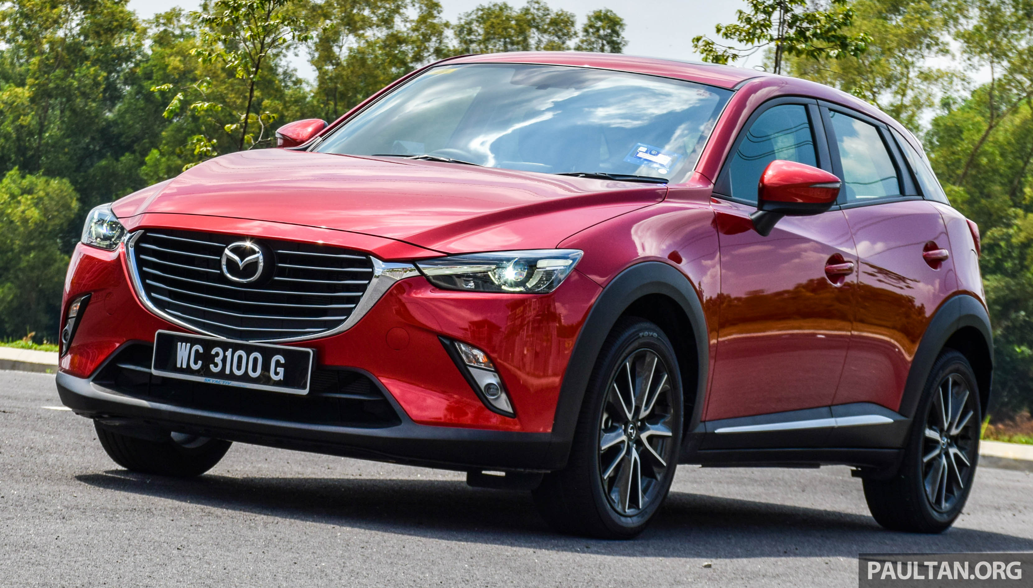 driven mazda cx 3 looking at different priorities. Black Bedroom Furniture Sets. Home Design Ideas