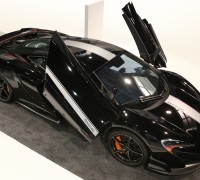 McLaren 675LT JVCKENWOOD Concept 1