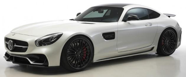 Mercedes-AMG GT Wald Sports Line Black Bison-1