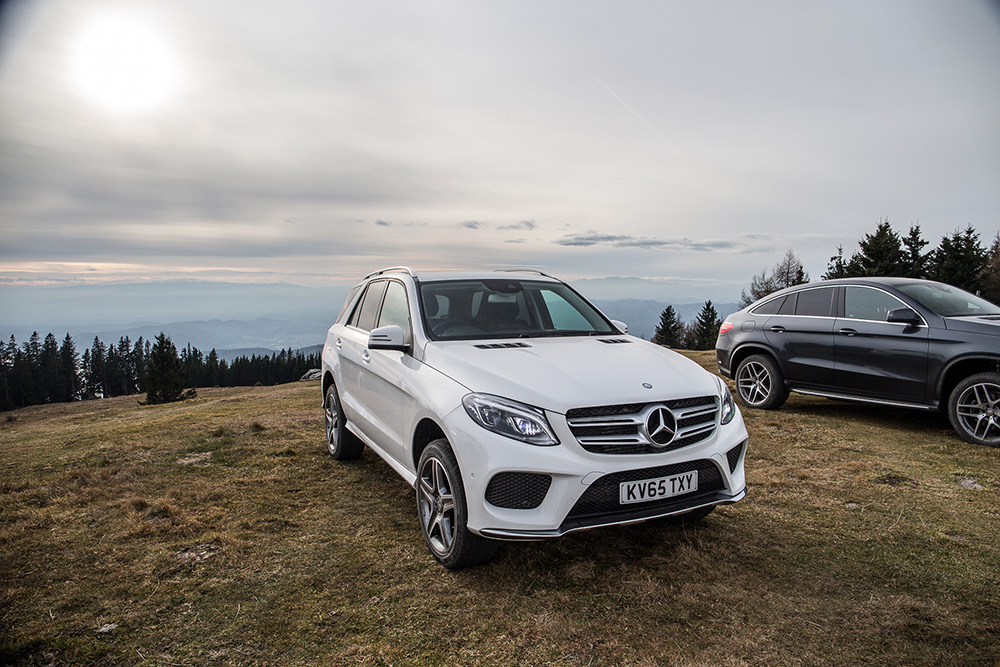 2016 Mercedes Suv >> VIDEO: Mercedes-Benz shows off its SUV line-up Image 424341
