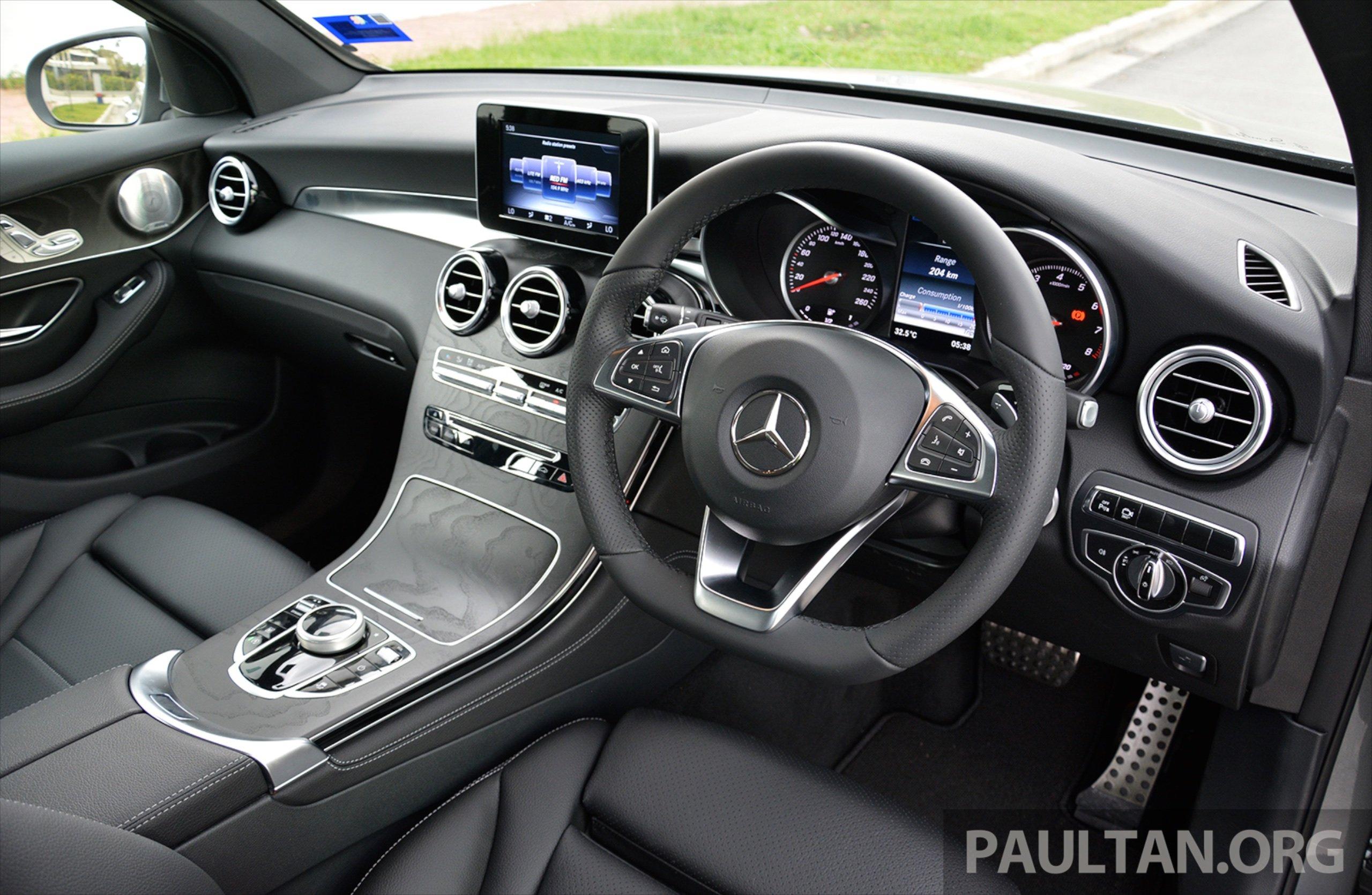 Mercedes-Benz GLC 250 debuts in Malaysia – RM329k Paul Tan ...