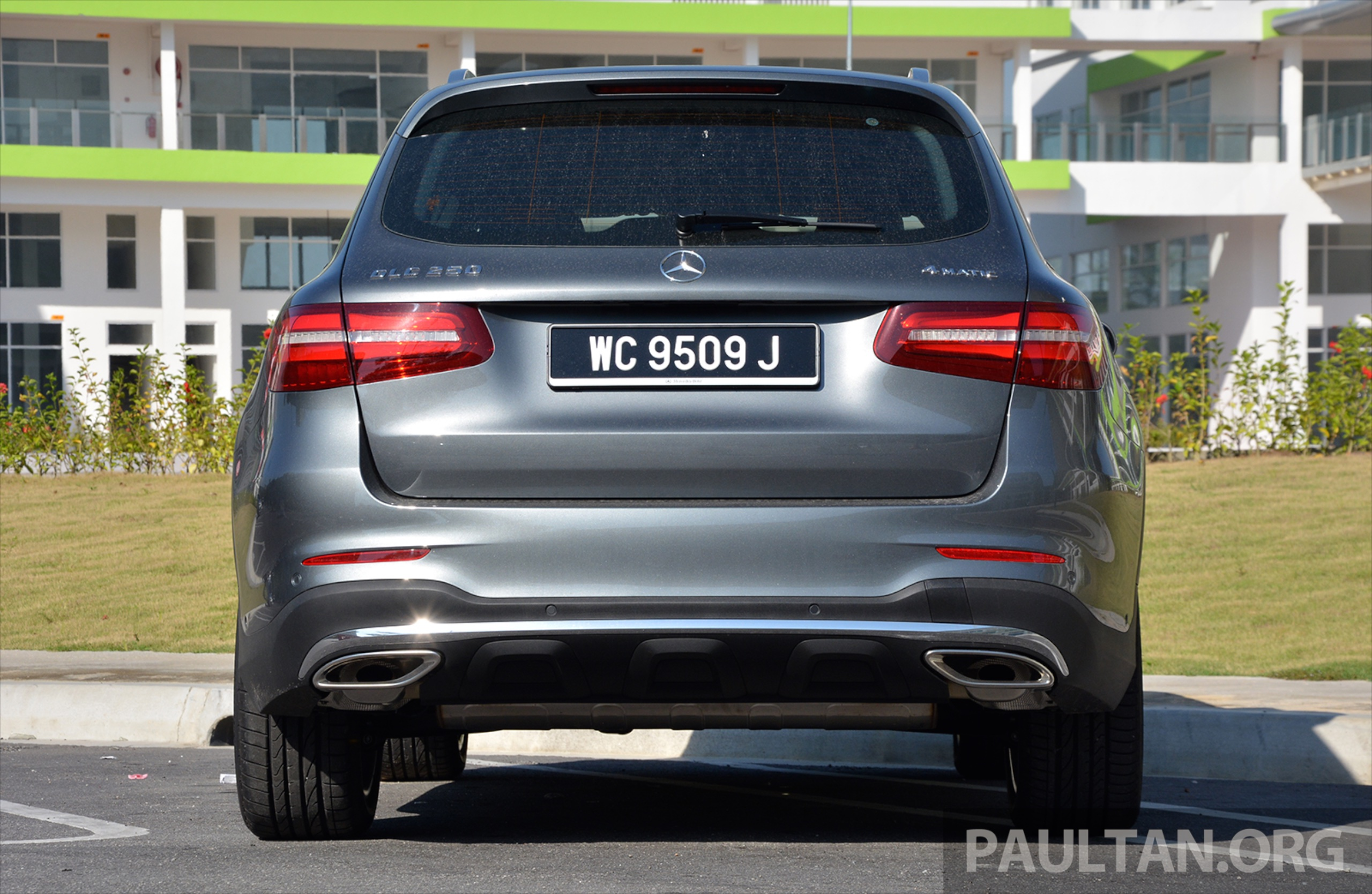 Mercedes Benz Glc 250 Debuts In Malaysia Rm329k Image 428633