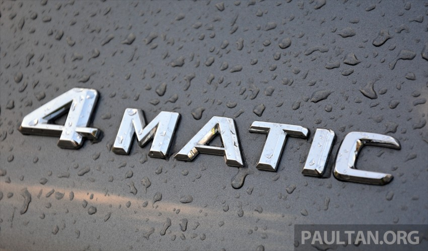 DRIVEN: Mercedes-Benz GLC250 – Star Utility Vehicle Image #428796