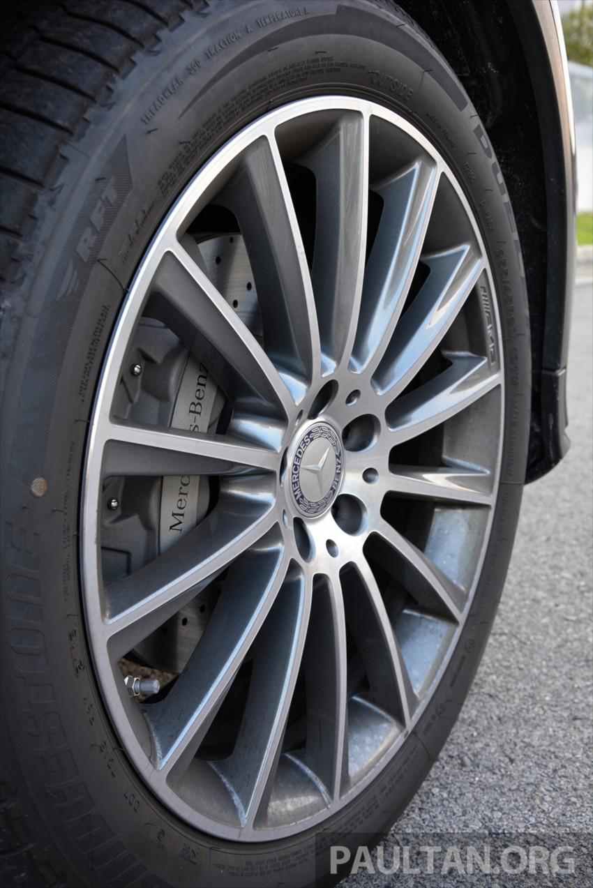 DRIVEN: Mercedes-Benz GLC250 – Star Utility Vehicle Image #428800