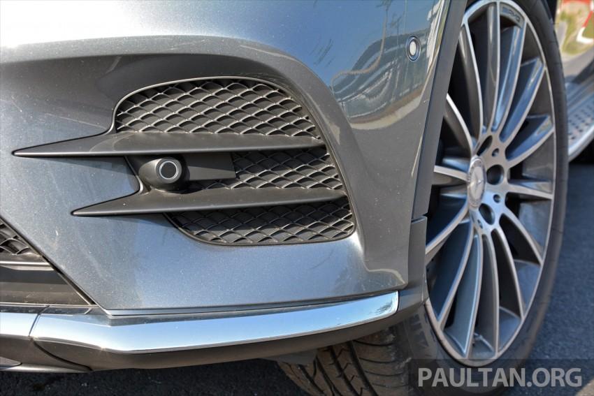 DRIVEN: Mercedes-Benz GLC250 – Star Utility Vehicle Image #428803