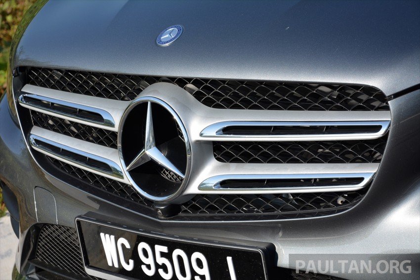 DRIVEN: Mercedes-Benz GLC250 – Star Utility Vehicle Image #428804