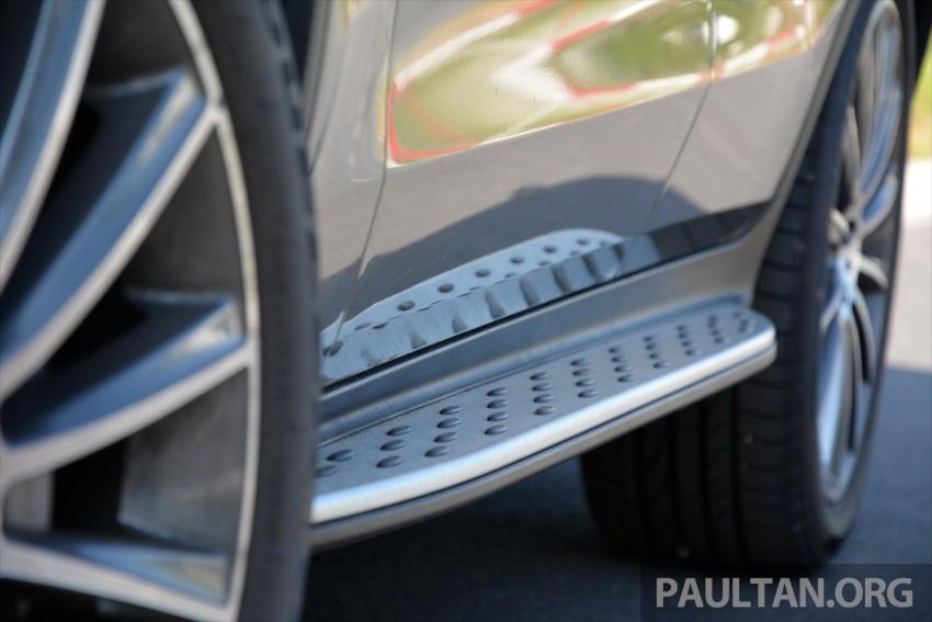DRIVEN: Mercedes-Benz GLC250 – Star Utility Vehicle Image #428805