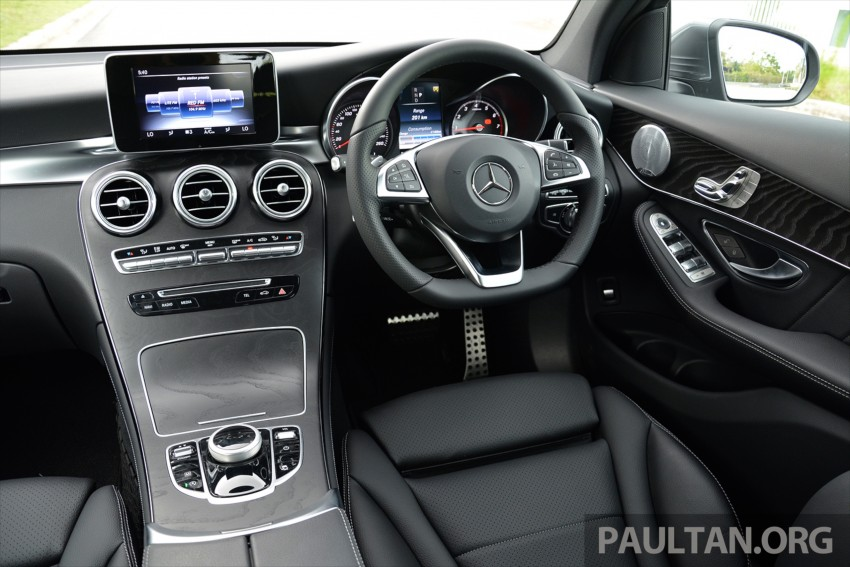 DRIVEN: Mercedes-Benz GLC250 – Star Utility Vehicle Image #428813