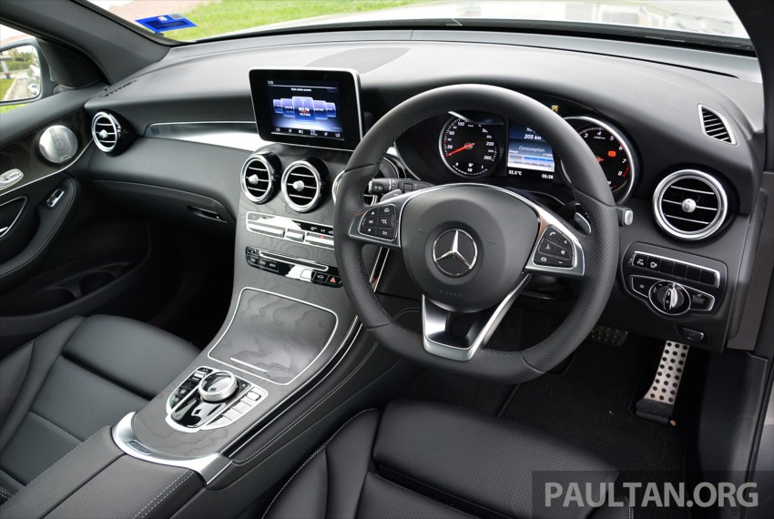 DRIVEN: Mercedes-Benz GLC250 – Star Utility Vehicle Image #428814