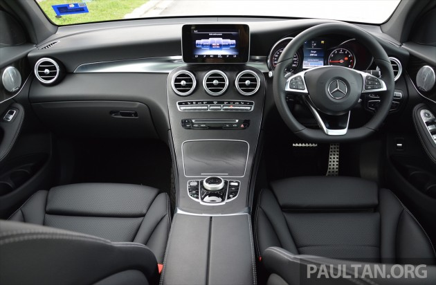 Mercedes GLC 250 Review 28