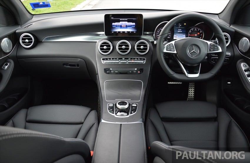 DRIVEN: Mercedes-Benz GLC250 – Star Utility Vehicle Image #428815