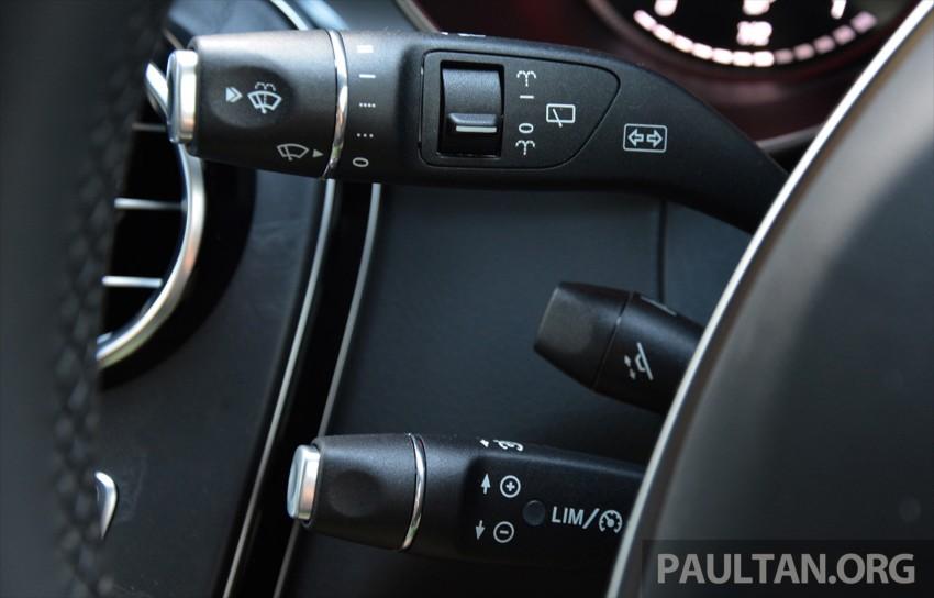 DRIVEN: Mercedes-Benz GLC250 – Star Utility Vehicle Image #428821