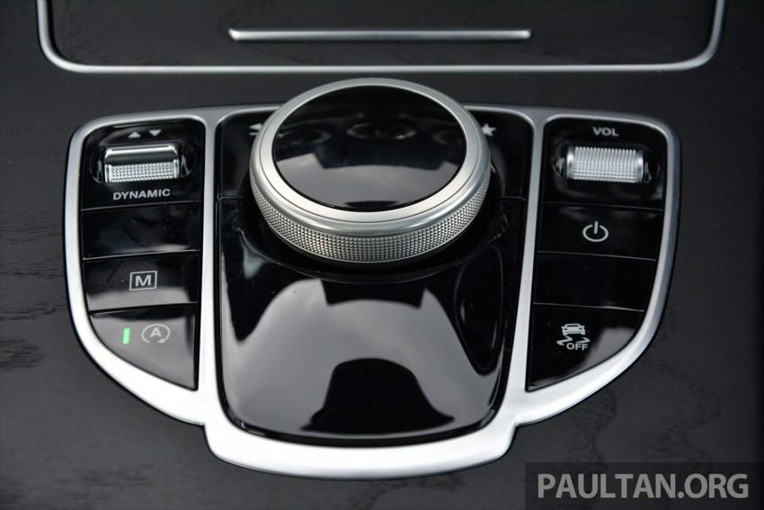 DRIVEN: Mercedes-Benz GLC250 – Star Utility Vehicle Image #428831