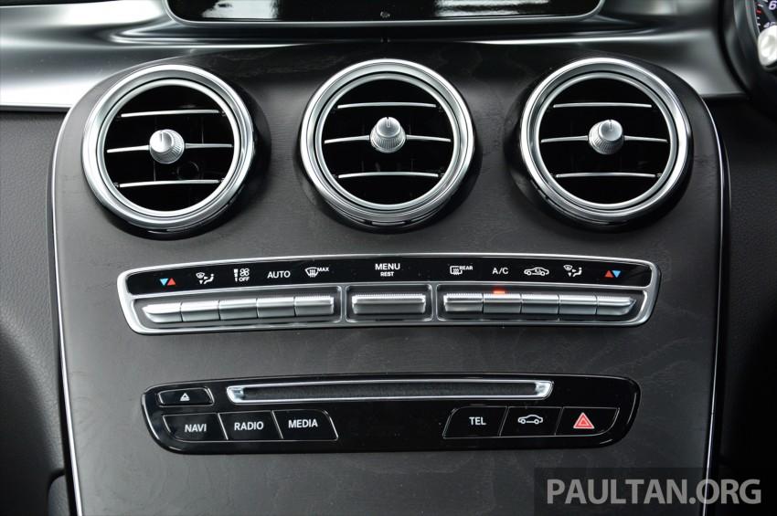 DRIVEN: Mercedes-Benz GLC250 – Star Utility Vehicle Image #428833
