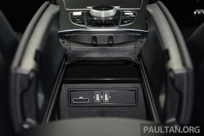 DRIVEN: Mercedes-Benz GLC250 – Star Utility Vehicle Image #428836