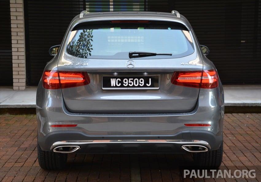 DRIVEN: Mercedes-Benz GLC250 – Star Utility Vehicle Image #428790