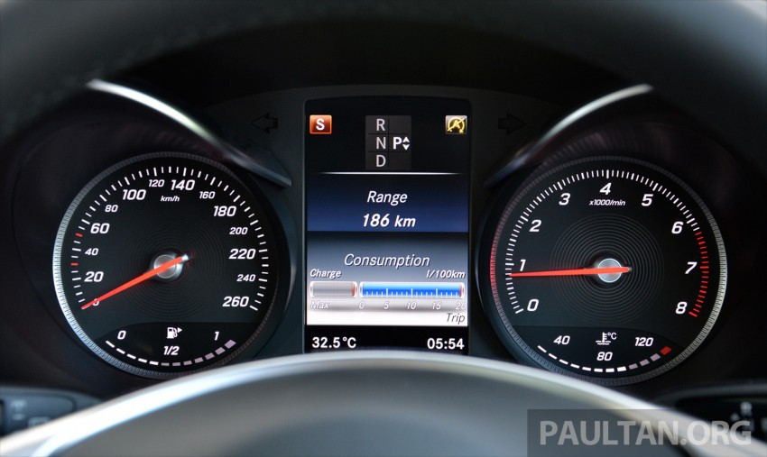 DRIVEN: Mercedes-Benz GLC250 – Star Utility Vehicle Image #428846