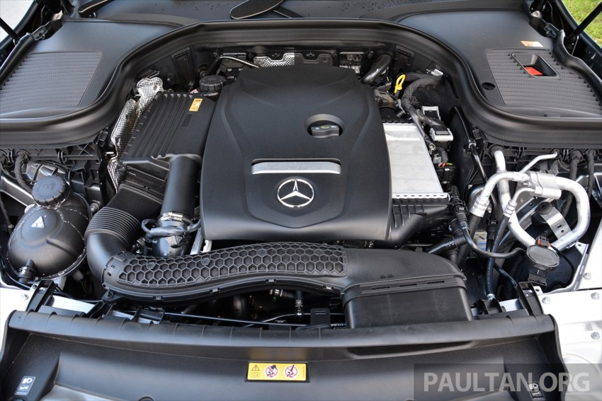 DRIVEN: Mercedes-Benz GLC250 – Star Utility Vehicle Image #428855