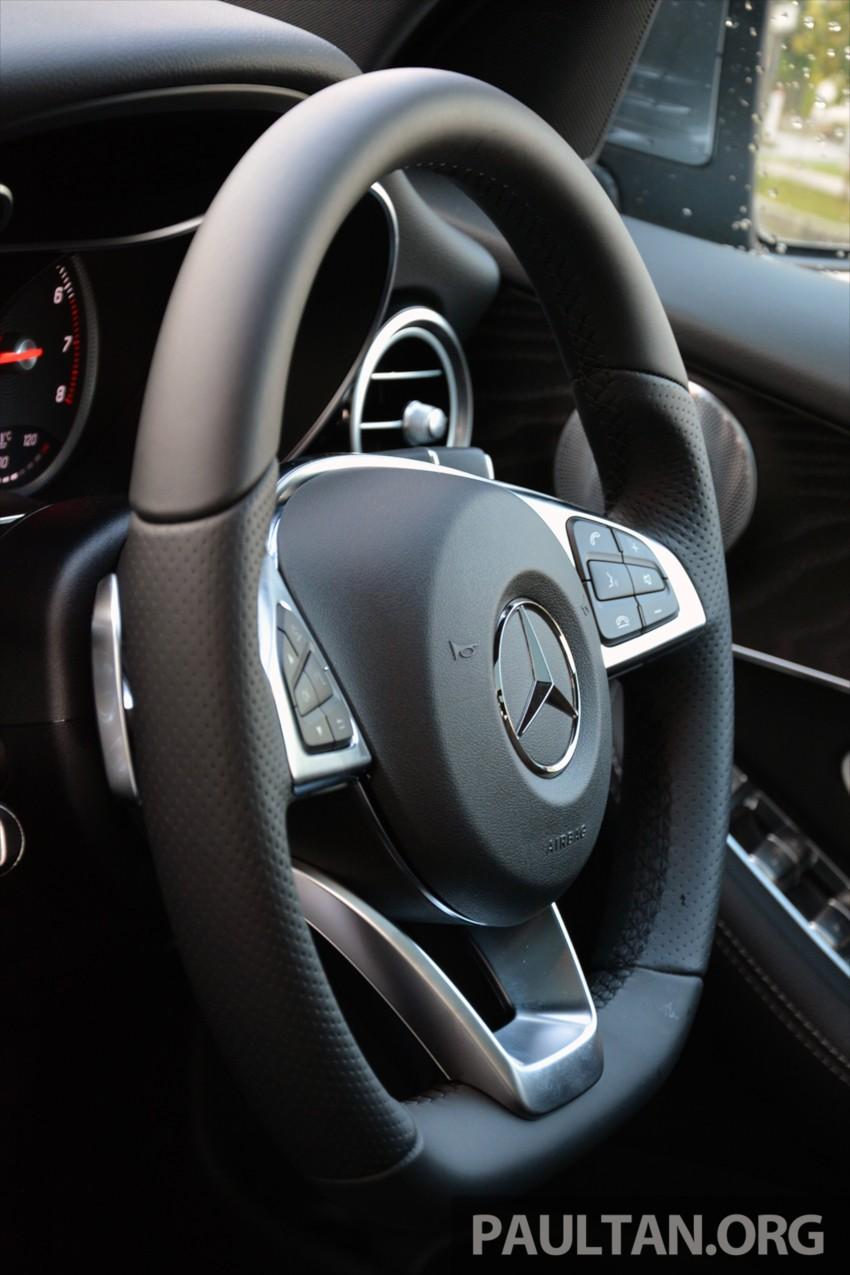 DRIVEN: Mercedes-Benz GLC250 – Star Utility Vehicle Image #428856