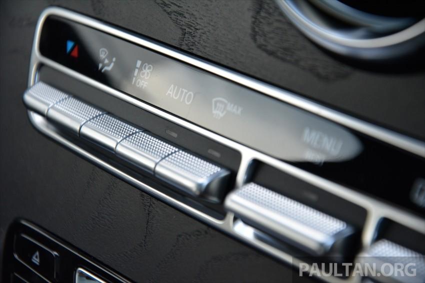 DRIVEN: Mercedes-Benz GLC250 – Star Utility Vehicle Image #428858