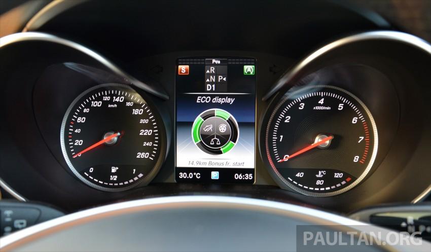DRIVEN: Mercedes-Benz GLC250 – Star Utility Vehicle Image #428860