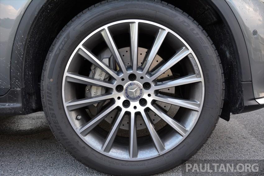 DRIVEN: Mercedes-Benz GLC250 – Star Utility Vehicle Image #428792