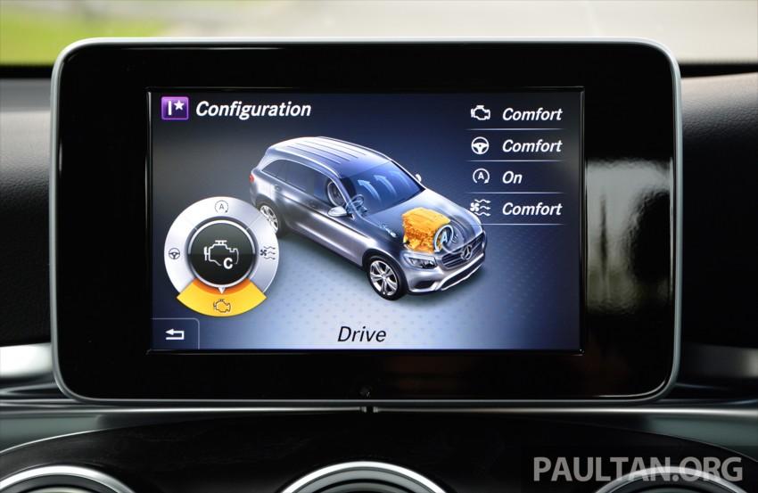 DRIVEN: Mercedes-Benz GLC250 – Star Utility Vehicle Image #428869