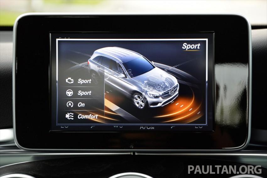 DRIVEN: Mercedes-Benz GLC250 – Star Utility Vehicle Image #428870