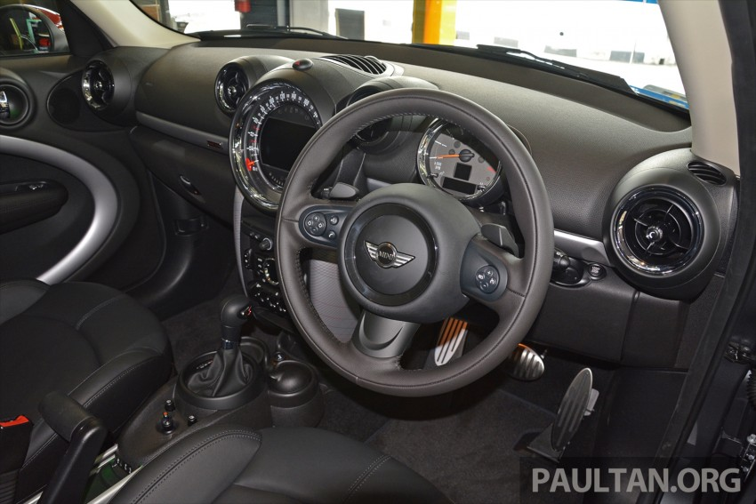 GALLERY: Limited edition MINI Countryman Park Lane Image #433525