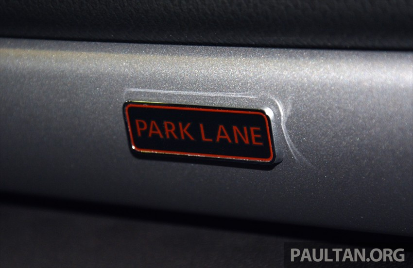 GALLERY: Limited edition MINI Countryman Park Lane Image #433531