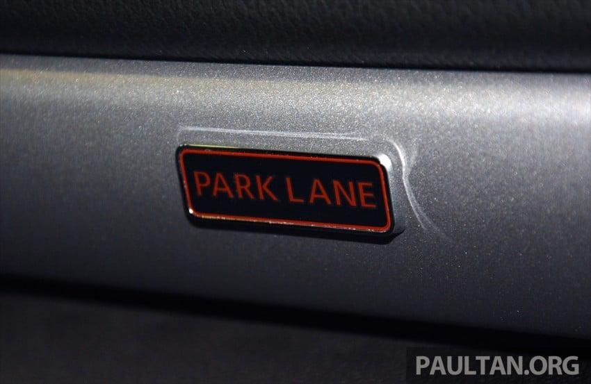 GALLERY: Limited edition MINI Countryman Park Lane Image #433531