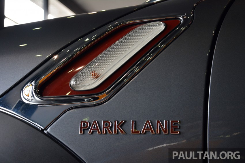 GALLERY: Limited edition MINI Countryman Park Lane Image #433521