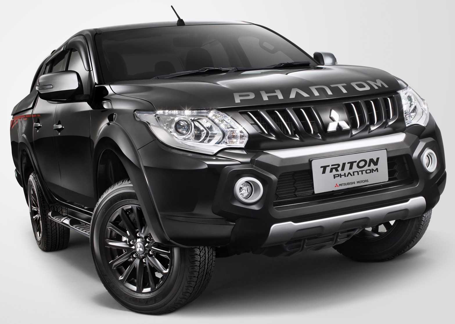 mitsubishi triton phantom edition launched in malaysia. Black Bedroom Furniture Sets. Home Design Ideas