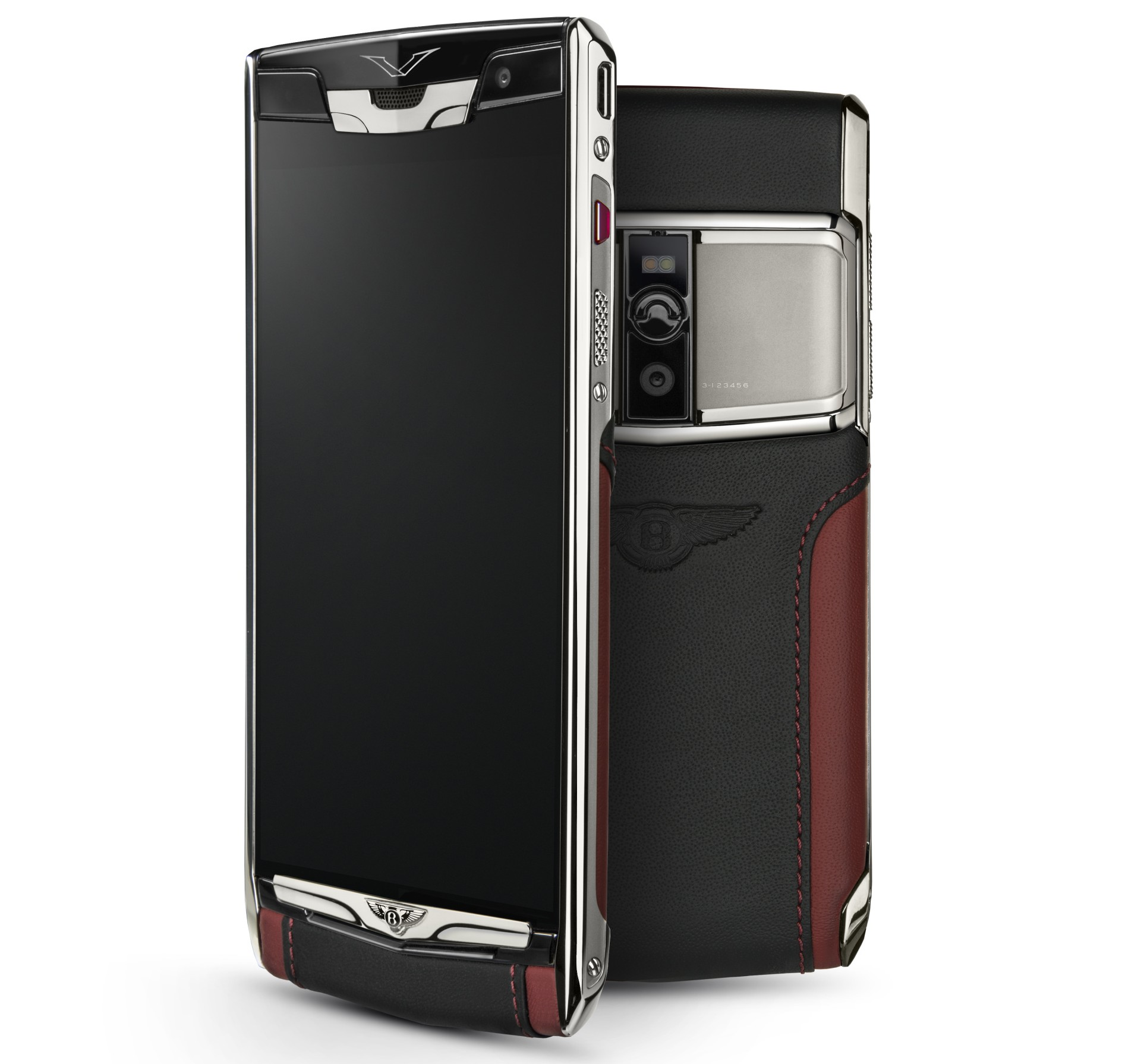Bentley Signature Touch phone by Vertu, from RM40k Image ...